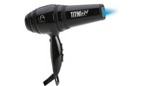 Heavenly Titanic UV Professional Hair Dryer - Pro Blow Dryer with POWER!