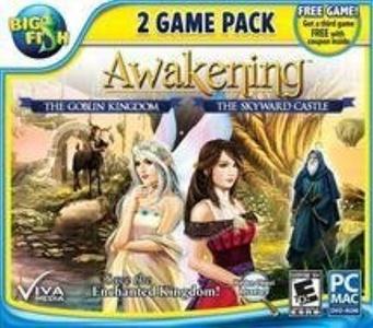 Encore 37590 Awakening - The Goblin Kingdom & The Skyward Castle 2 Pack Jc by Encore