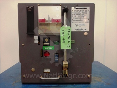 DS-206 - 800A SQD DS-206 MO/DO