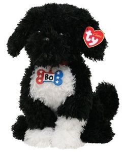 Ty Classic Bo The First Dog Portuguese Water Dog by TY Classic
