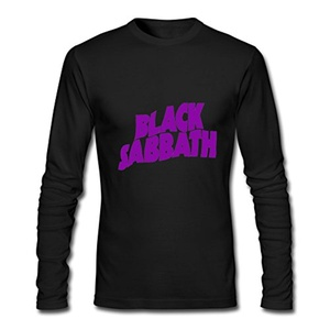 Black Sabbath Printed For Mens Long Sleeves