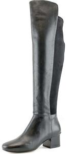Michael Kors Women's Black Woods Over-the-knee Boots (11)