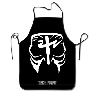 Tech N9ne Face Paint Fashion Chef Unisex Apron