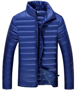 Season Show Men's Packable Down Puffer Jacket Lightweight Puffer Coat Color 4 XL