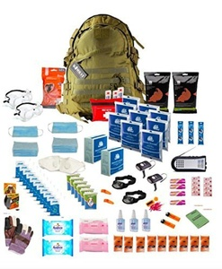 Two Person Emergency 72hr Bug Out Bag by Survival Aids Emergency kits