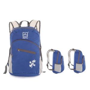 Egmy Men Women Aotu Outdoor Waterproof Nylon Travel Bag Backpack Rucksack (Dark Blue)