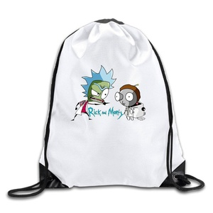 Logon 8 Rick And Morty5 Personality Travel Backpack One Size