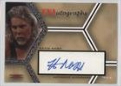 Kevin Nash (Trading Card) 2008 TRISTAR TNA Wrestling Impact! - TNAutographs #A-KN
