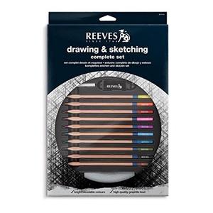 Reeves Drawing Complete Set by Reeves