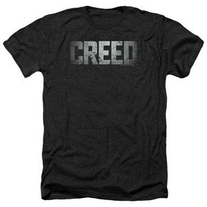 Creed Logo Mens Heather Shirt