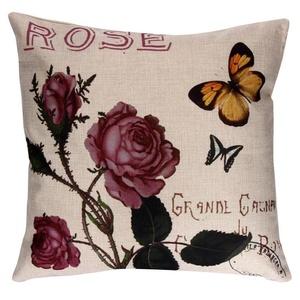 Iuhan® Fashion Pillow Case Sofa Waist Throw Cushion Cover Home Decor (A)