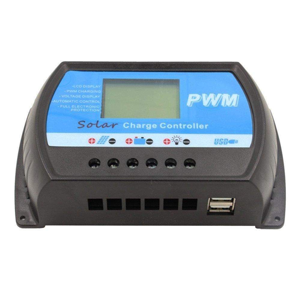 Online Store Y Solar 10a 20a 30a 40a Charge Controller 12v Pwm 24v
