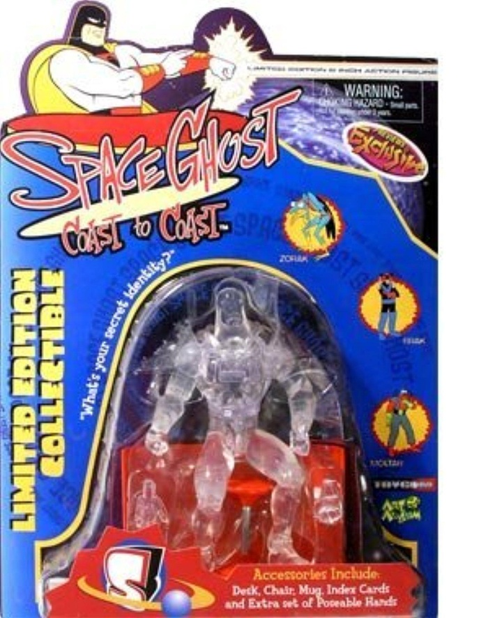 Space Ghost Coast to Coast  Mental Floss