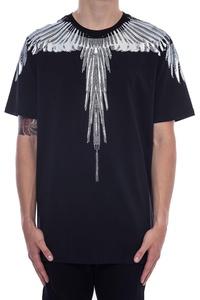 Hudson Stone Wings Men's T-Shirt Black h1050927-blk (Size L)