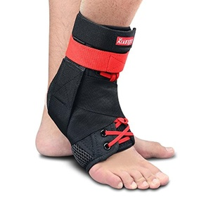 Kuangmi Ankle Brace with Support Stabilizer Strap