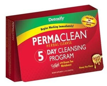 Detoxify Detox Ever Clean Herbal Cleanse 5 Day Cleansing Program,5.4 fl oz bottles by Detoxify