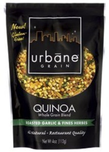 Urbane Grain Roasted Garlic & Herbs Quinoa - 4 oz by Urbane Grain