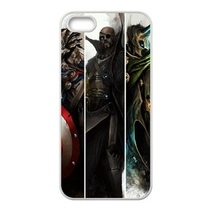 Malcolm The Avengers Phone Case for iPhone 5S Case
