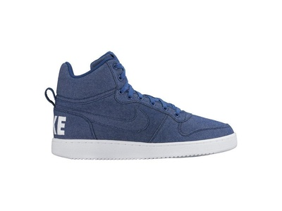 Nike Mens Court Borough Mid Top Sneaker