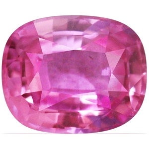 1.89 Carat Untreated Loose Sapphire Cushion Cut Gemstone (GIA Certificate)