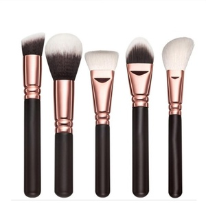 OVERMAL 5PCS Cosmetic Makeup Eyeshadow Brush