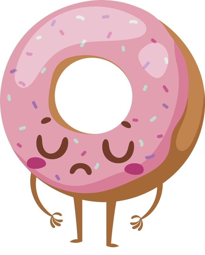f2u donut emoji - photo #10