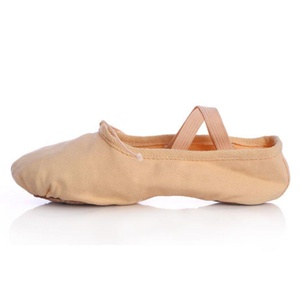 children's shoes/Girls ballet shoes/ leather soft shoes-A Foot length=16.8CM(6.6Inch)