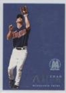 Chad Allen #301/500 (Baseball Card) 1999 Skybox Molten Metal - Heavy Metal Fusion - Sterling #8F