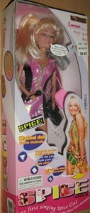 Spice Girls: My First Singing Spice Girl - Emma Bunton / Baby Spice Singing Doll by Spice Girls