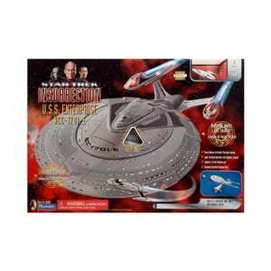 Star Trek Insurrection Enterprise E StarShip with Working Lights and Sounds by Playmates Insurrection USS Enterprise NCC-1701-E
