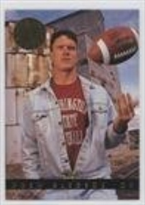 Drew Bledsoe (Trading Card) 1993 Classic Images #1