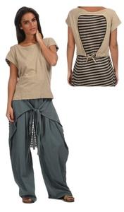 Heel Athens Lab - T-Shirt STELLEN - Women - S - Beige