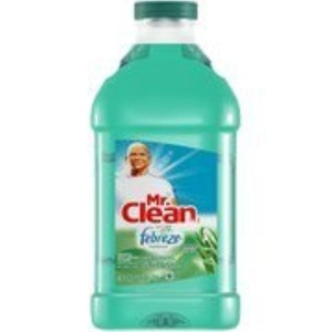 Mr. Clean Meadows & Rain Multi-Surface Cleaner with Febreze Freshness, 48 fl oz by Mr Clean