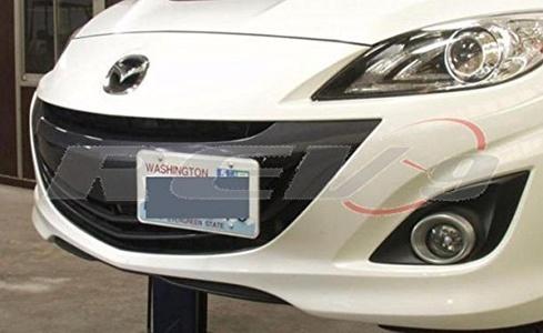 2007 2008 2009 2010 2011 2012 2013 2014 Mazda mazda2 License Plate Mounting Kit License Plate Relocation Kit by Rev9