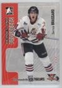 Derrick Brassard (Hockey Card) 2005-06 In the Game Heroes and Prospects #135