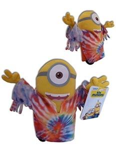 Bob Minion Hippie 8'' Minion Soft Toyl by Play by Play