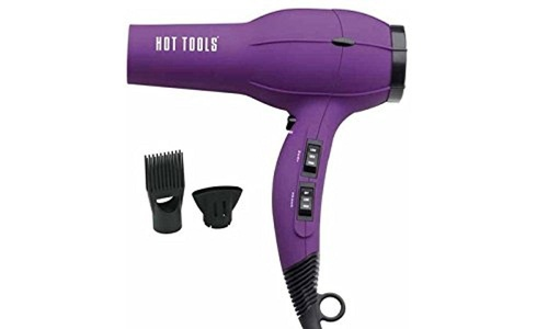 Hot Tools 1875 Watt Ionic Hair Dryer with 1