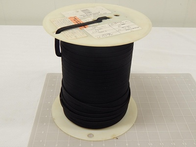 Santa Fe Textile 591-0274-004, MIL-I-47203-3 Electrical Braided Insulation Sleeving T86284