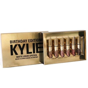 Kylie Jenner Limited Birthday Edition Kylie Matte Liquid Lipstick Makeup Set