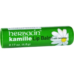 2Pack! Herbacin Kamille Lip Balm - Counter Display - .17 oz - 1 Case