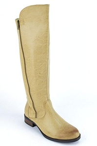 Mia Girl Cassie Women's Natural Knee-High Boots US8.5
