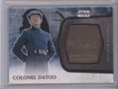 Colonel Datoo (Trading Card) 2016 Topps Star Wars: The Force Awakens Series 2 - Medallions - Bronze #22