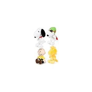 Peanuts Plush Figures 20 cm Assortment (12) by Play by Play