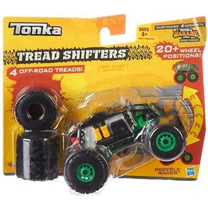 Tonka Tread Shifters Recycle Racer 3-C Vehicle by Other Properties