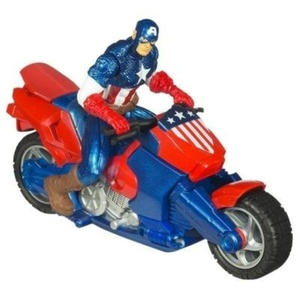 Captain America - The First Avenger - Captain America Cruisers - Captain America Trail Trooper - 29560 by Captain america