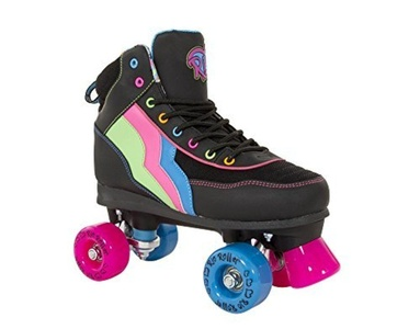 Rio Roller Classic II Disco Roller Skates - Passion - UK2 by Rio Roller