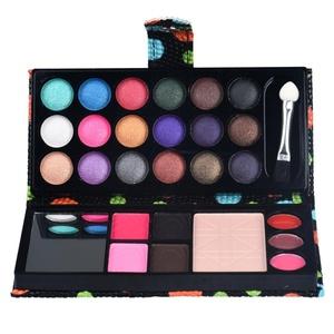 BESSKY 26 Colors Eyeshadow Eye Shadow Palette Colors Makeup Kit Eye Color Palette (Black)