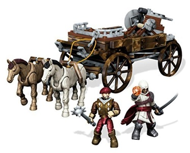 Mega Bloks Assassin's Creed Chariot Chase Building Set by Assassin's Creed