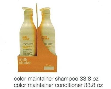 Milk_Shake Color Maintainer Shampoo & Conditioner Set 2 - 3 Month Supply 33.8 oz bottles by Milk Shake