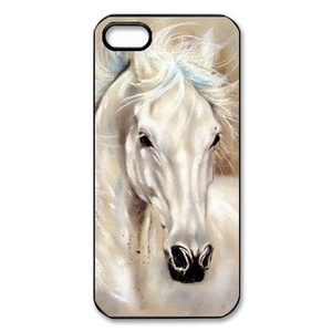 iPhone SE Case,iPhone 5 Case,iPhone 5S Case,Case for iPhone SE,Case for iPhone 5,Horse Pattern TPU Soft Case Rubber Silicone Skin Cover for iPhone 5 5S SE